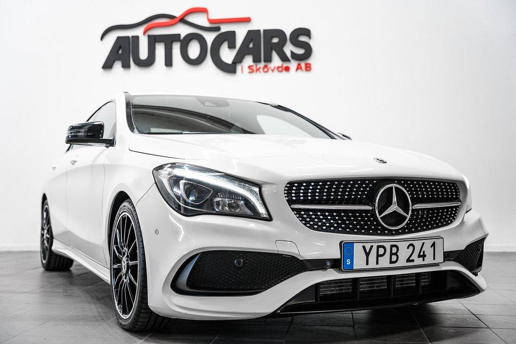 Mercedes-Benz CLA 200 7G-DCT AMG Night   Navi