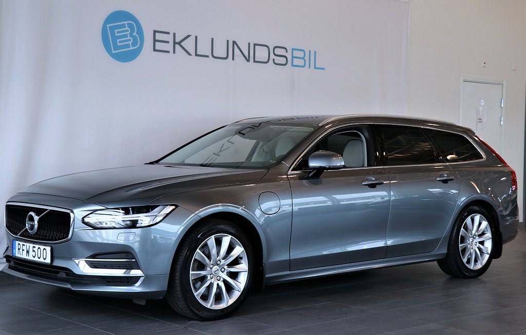 Volvo V90 T8 AWD Twin Engine Momentum Pro Edt
