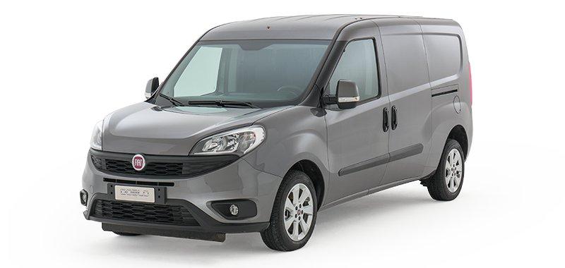 Fiat Doblo L1 1.4 CNG  120 hk Biogas