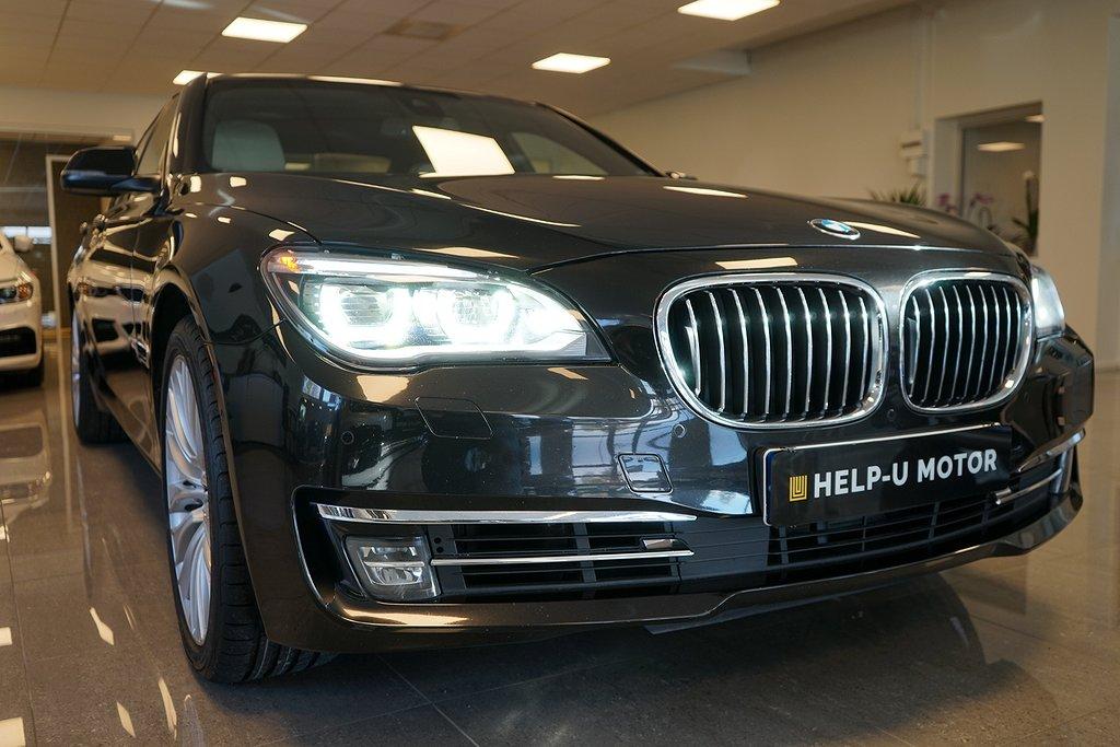 BMW 740 d xDrive Final Edition Individual
