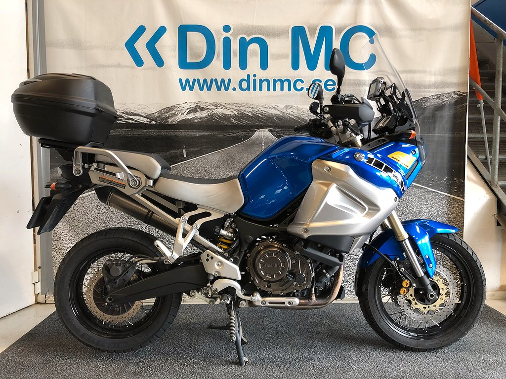 Yamaha XT1200Z Super Tenere ABS