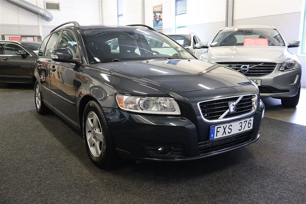 Volvo V50 1.6 D DRIVe Kinetic VINGE VHJUL TVÅ BRUKARE