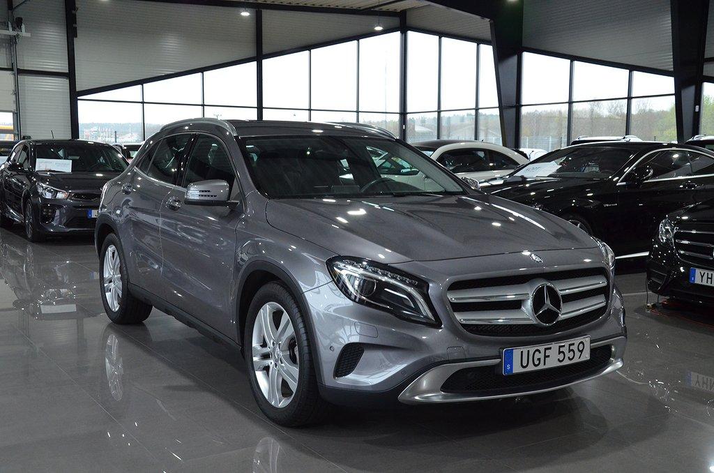 Mercedes-Benz GLA 200 CDI 4MATIC 7G-DCT Euro 6 136hk