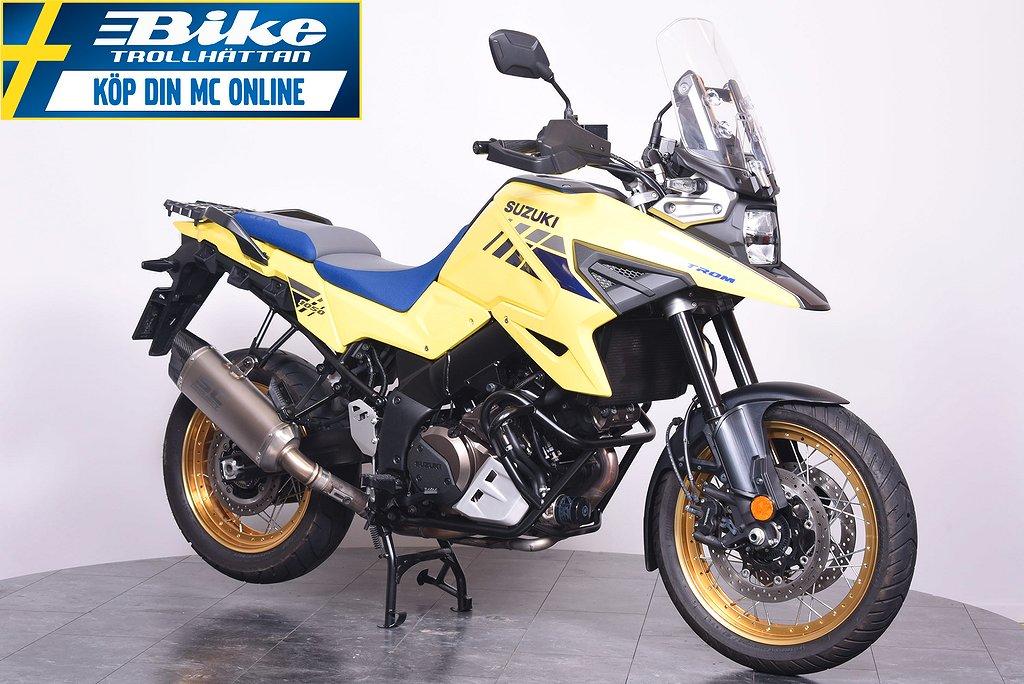 Suzuki DL1050XT ABS SC Racing Slipon mm