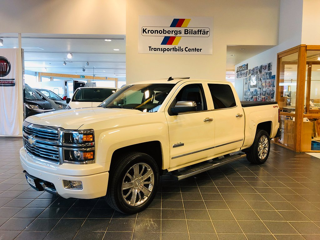 Chevrolet Silverado High Country 6,2l V8 426HK