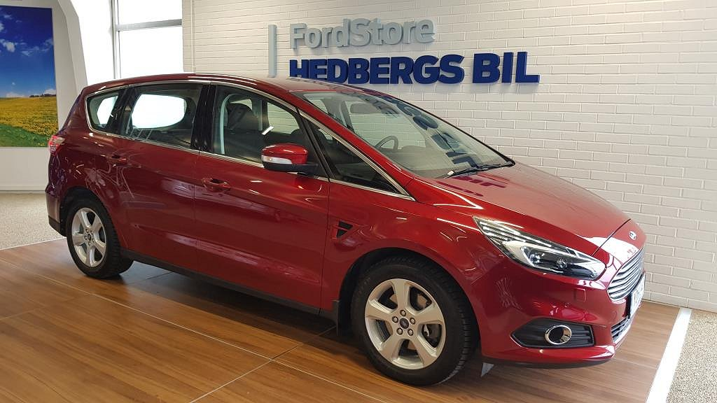 Ford S-Max BUSINESS 2.0TDCI 180HK AWD AUTOMAT