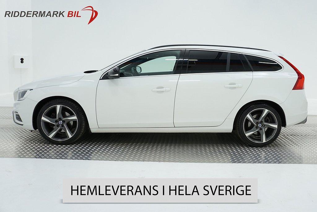 Volvo V60 D4 190hk Geartronic Momentum, R-Design Eu6 Navi