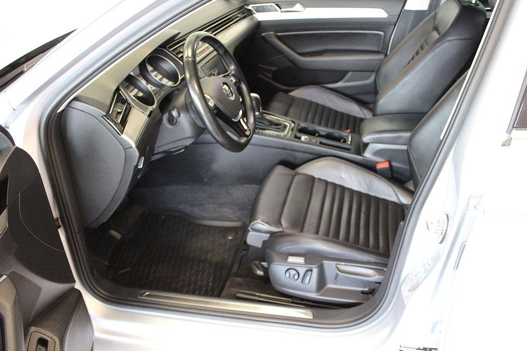Volkswagen Passat, 2.0 TDI SCR DSG Executive 190hk EU6