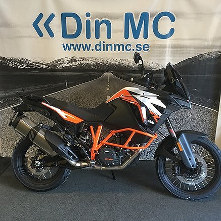 KTM 1290 Super Adventure R BLACK FRIDAY