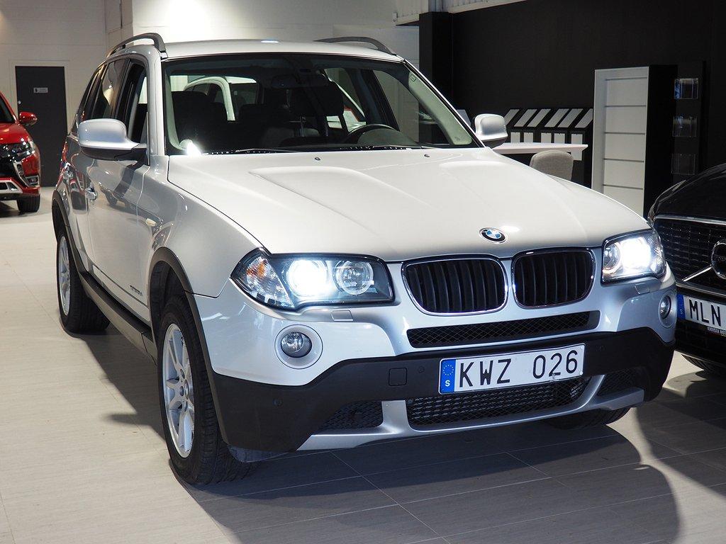 BMW X3 xDrive18d Comfort Motorvärmare 2011