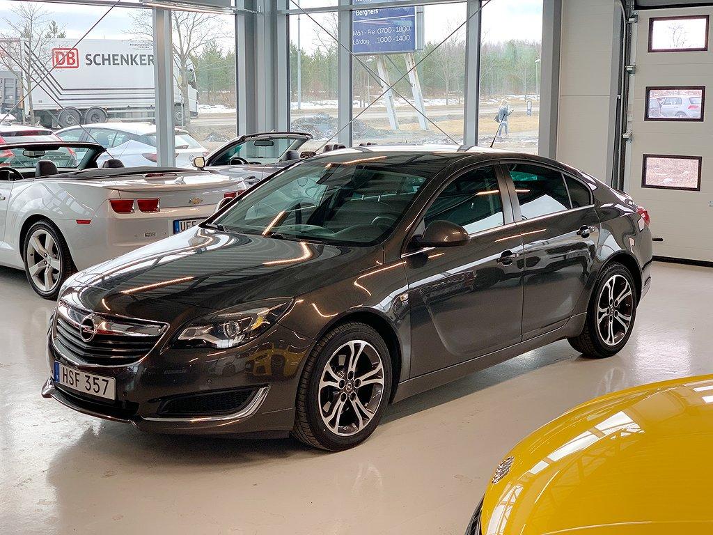 Opel Insignia 2.0 CDTI / Opc-line / 4x4 / Euro 6 / 170hk