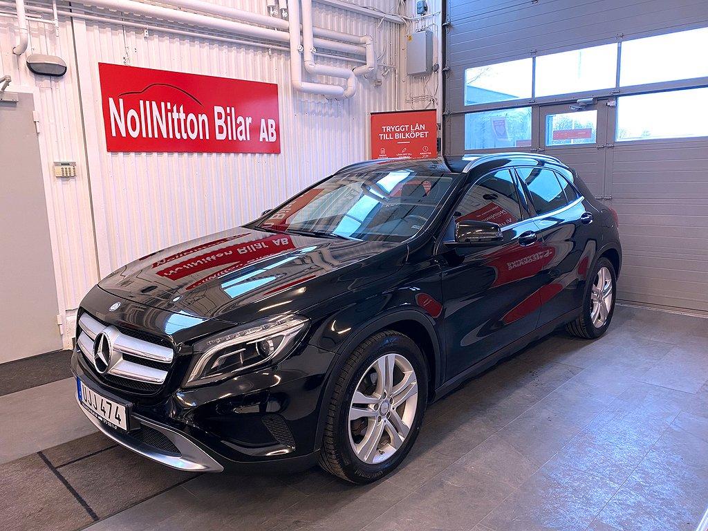 Mercedes-Benz GLA 200 d 7G-DCT Euro 6 136hk