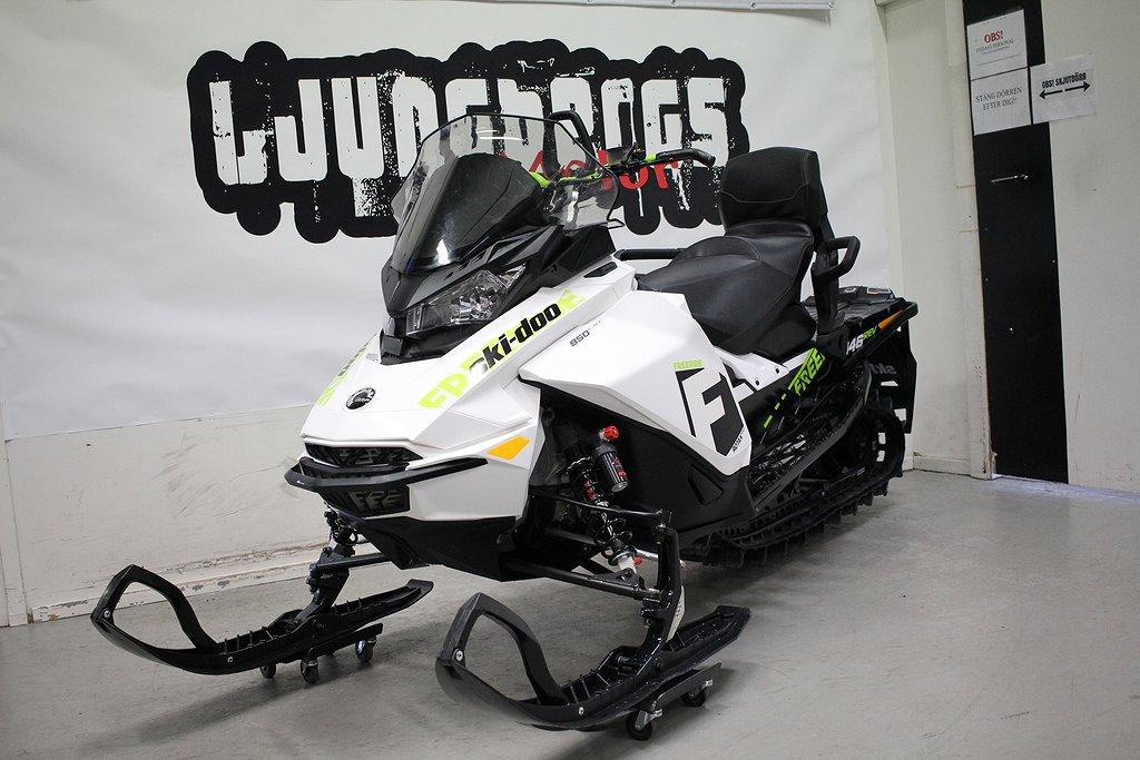 "Ski-doo Freeride 146"" 850 E-Tec 2018"