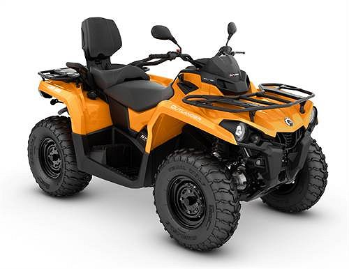 Can-Am Outlander 570 Max DPS T ABS