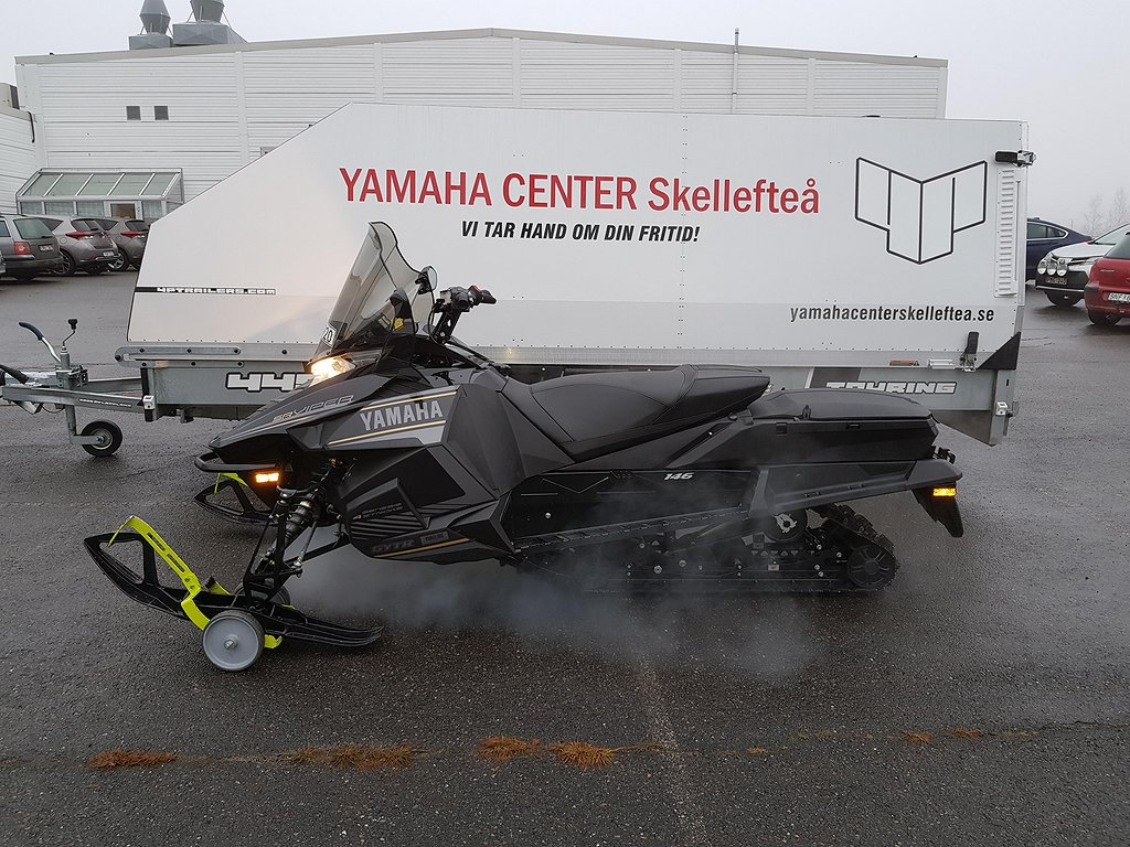 Yamaha SR Viper STX 146 DX