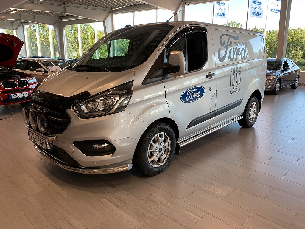 Ford Custom L1 280 2.0 130hk Trend *Demo*