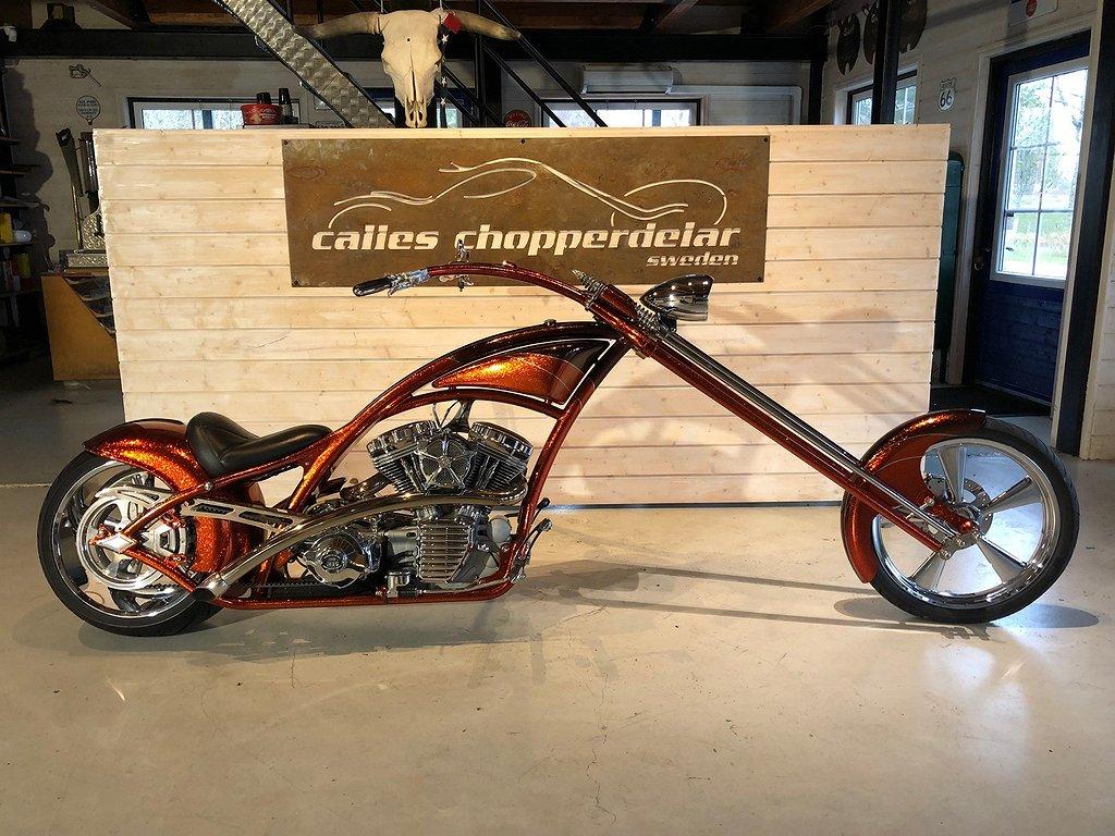 Harley-Davidson Mean Machine II Chopper