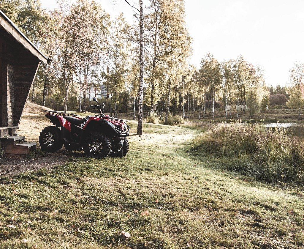 CF Moto C-FORCE 520 KORT