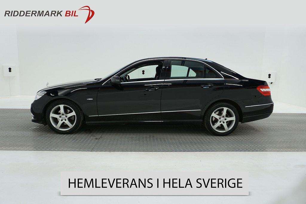 Mercedes E 200 W212 (184hk)