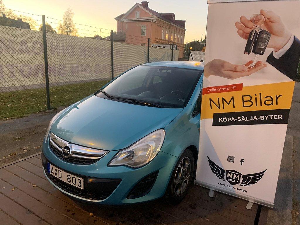 Opel Corsa 5-dörrar 1.3 CDTI ecoFLEX 95hk