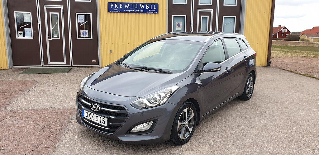 Hyundai i30 cw 1.6 GDI DCT 135hk, Nyservad, Motor&Kupevärmar