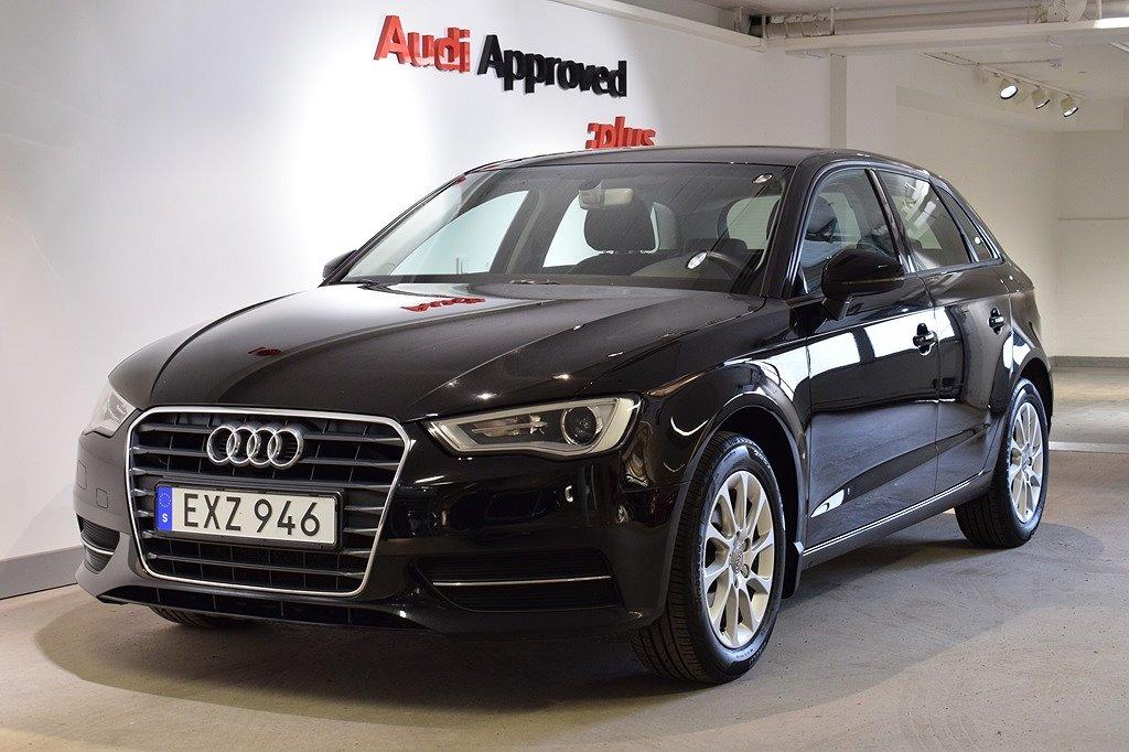 Audi A3 Sportback 1.2 TFSI 110 hk