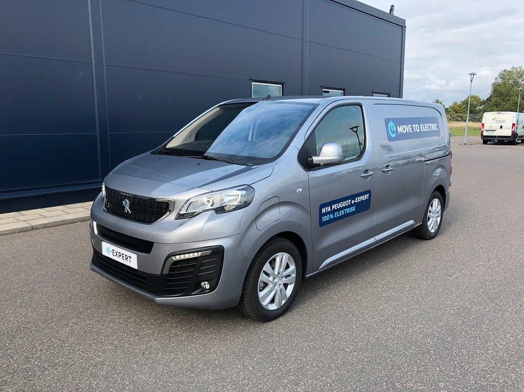 Peugeot Expert L1 PRO Electric 250km räckvidd