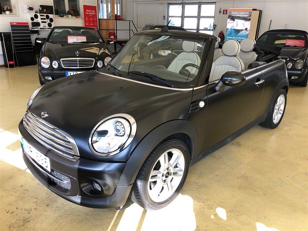Mini Cooper CAB 1,6 D 112hk
