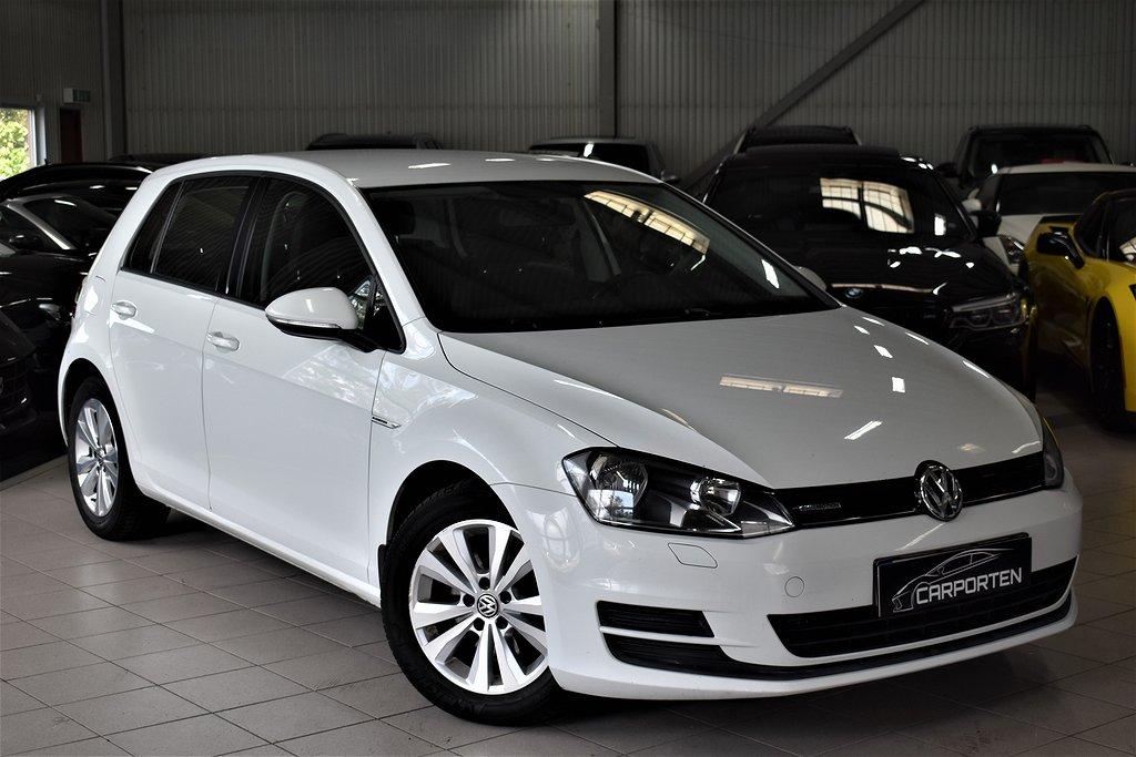 Volkswagen Golf 1.6TDI BlueMotion Master 12500MIL
