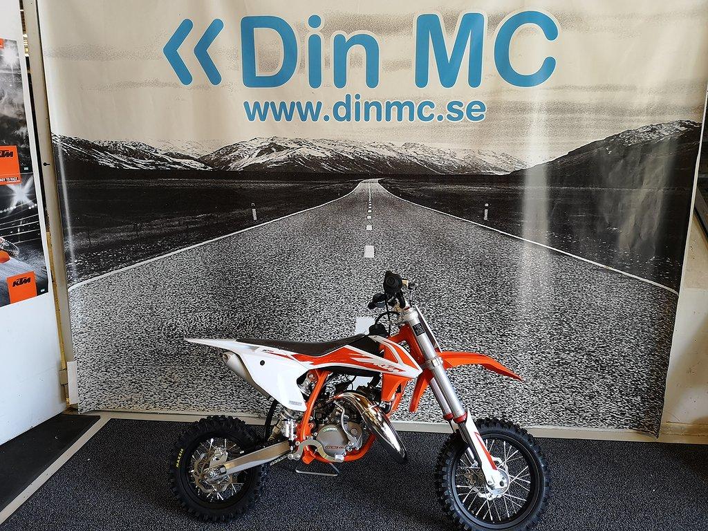 KTM 50 SX i butik!!