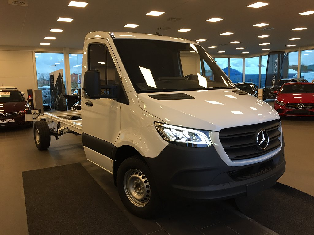 Mercedes-Benz Sprinter 316 Chassi A3 N63 Distronic Automat