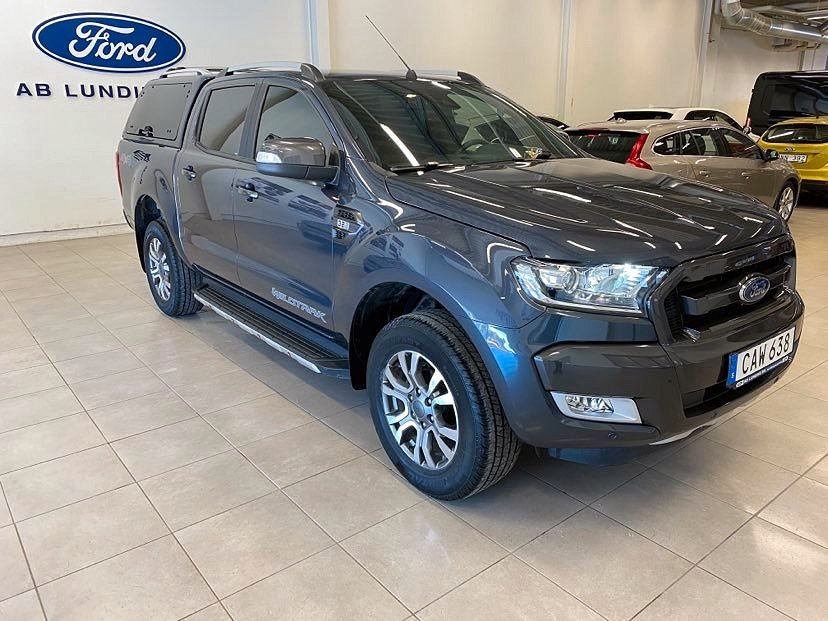 Ford Ranger Double Cab Wildtrak 3.2 4x4