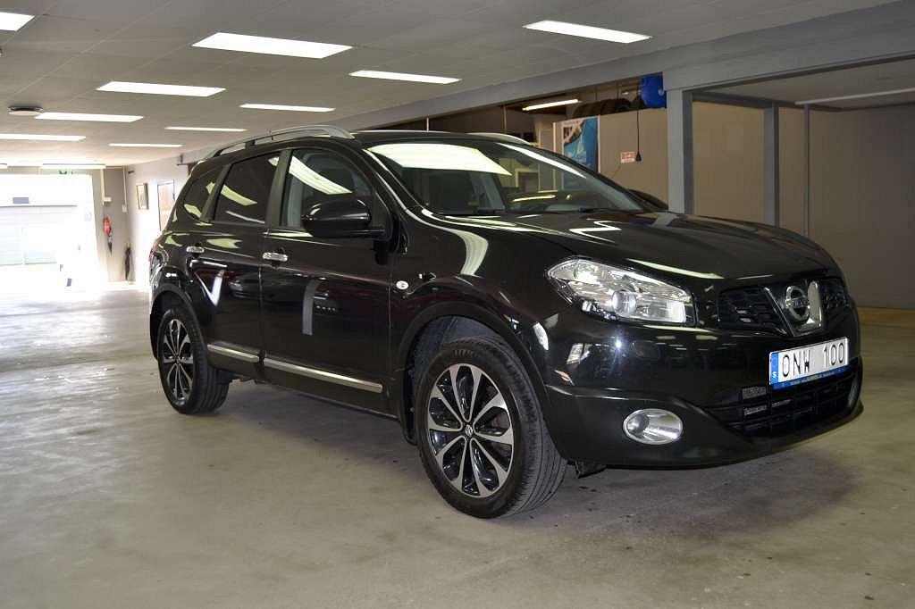 Nissan Qashqai+2 Qashqai+2 2.0 7-sits 141hk