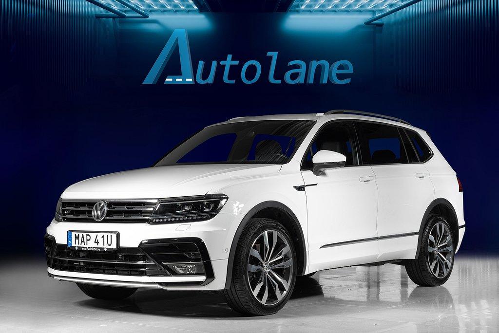 Volkswagen Tiguan Allspace 2.0 TDI SCR 4M R-LINE Premium,