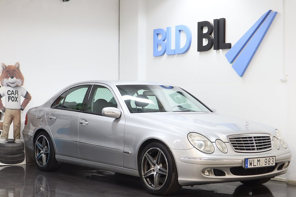 Mercedes-Benz E 400 CDI 5G-Tronic M-VÄRMARE 260HK