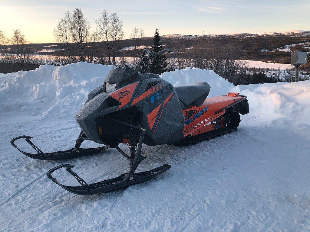 Arctic Cat Blast M 4000