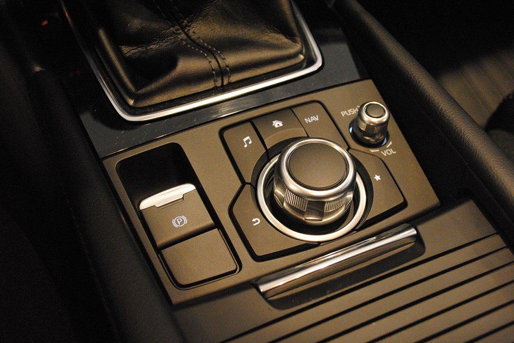 Mazda 3 Sport 2.0 SKYACTIV-G 165hk Euro 6