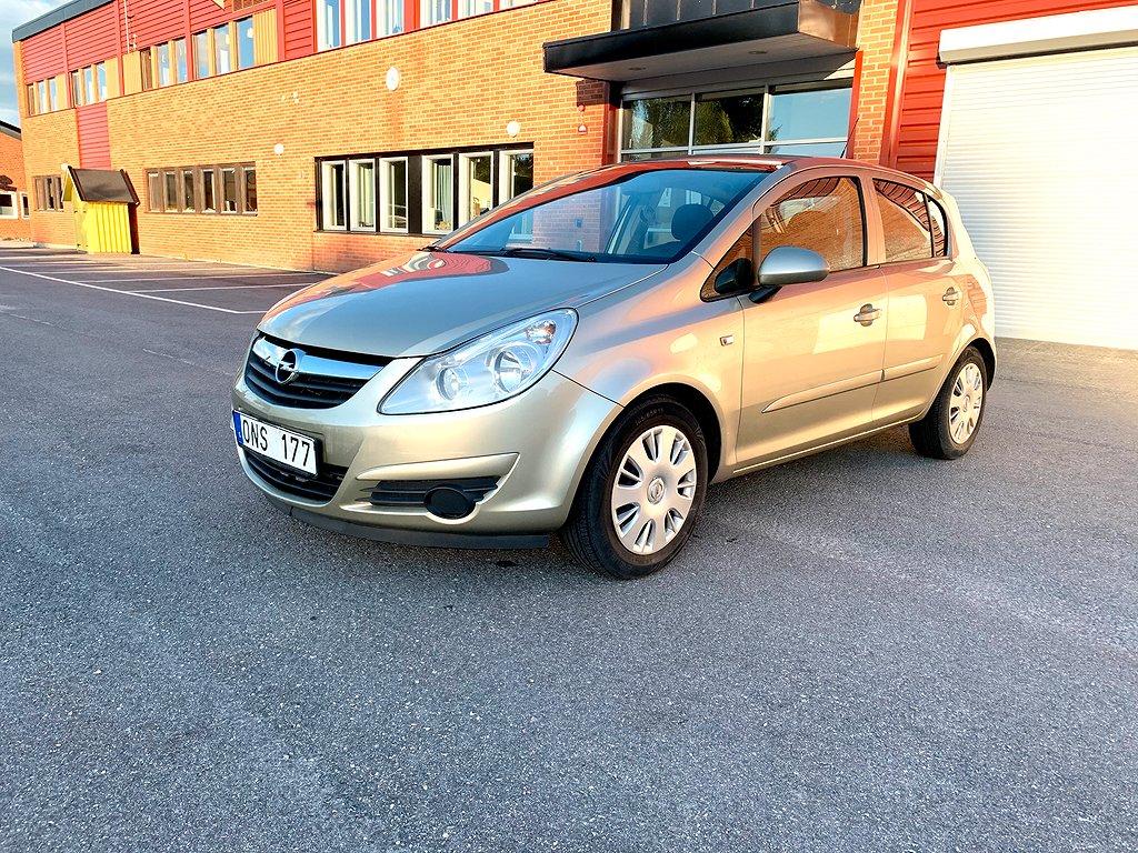 Opel Corsa 5-dörrar 1.2 Twinport 80hk