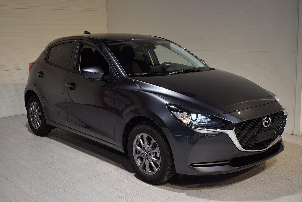 Mazda 2 Vision 1.5 90 hk 2020