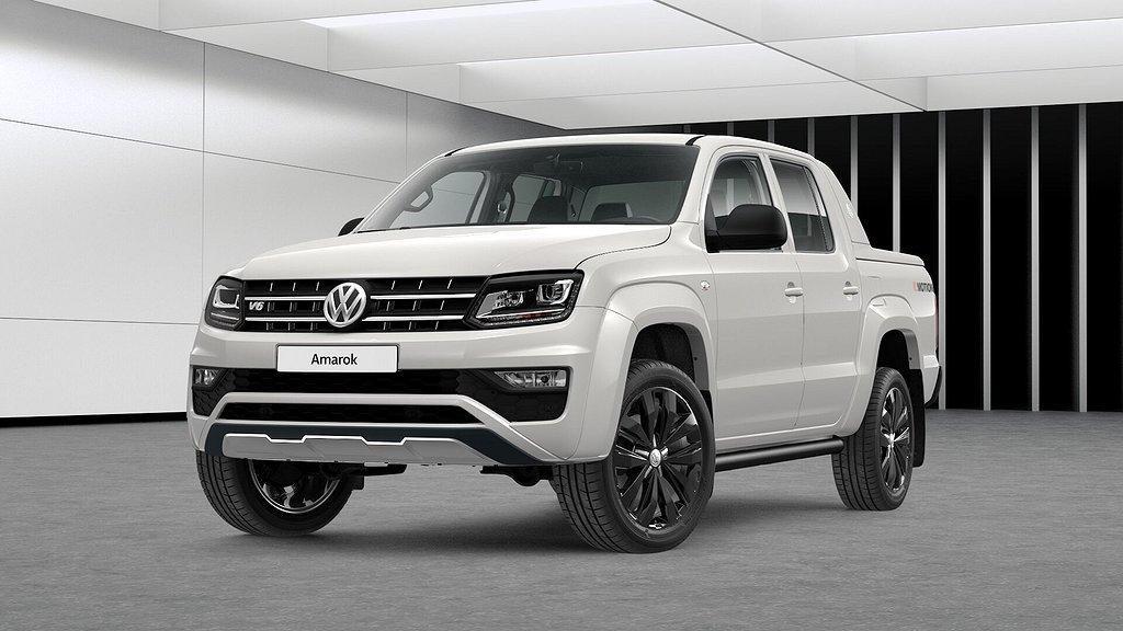 Volkswagen AMAROK Aventura 3,0 4M - BLACK EDITION