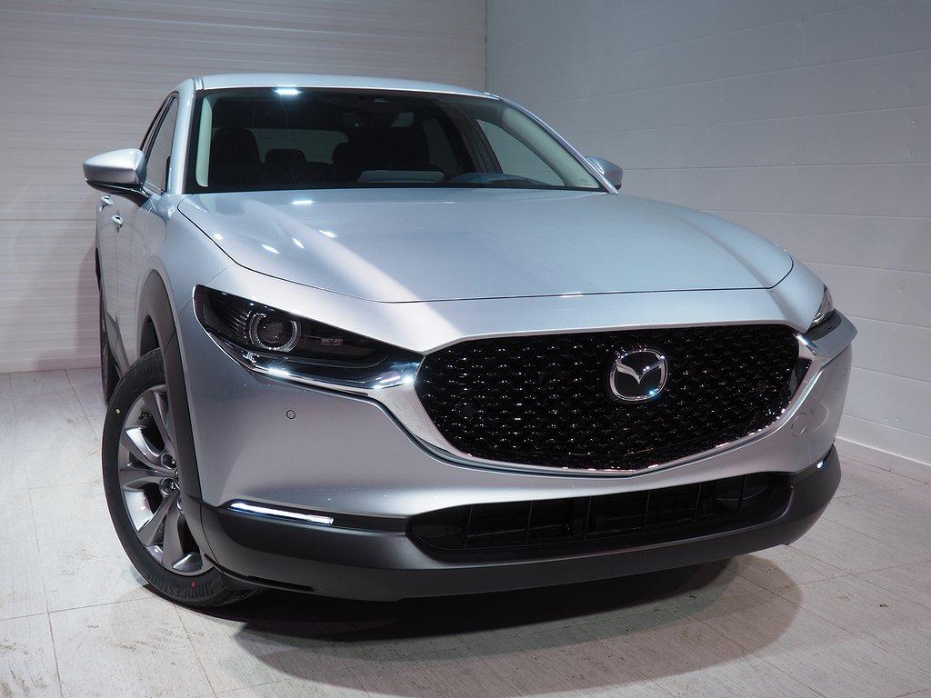Mazda CX-30 SKY TECH 180 Aut AWD Kampanjränta 1.99% 2020