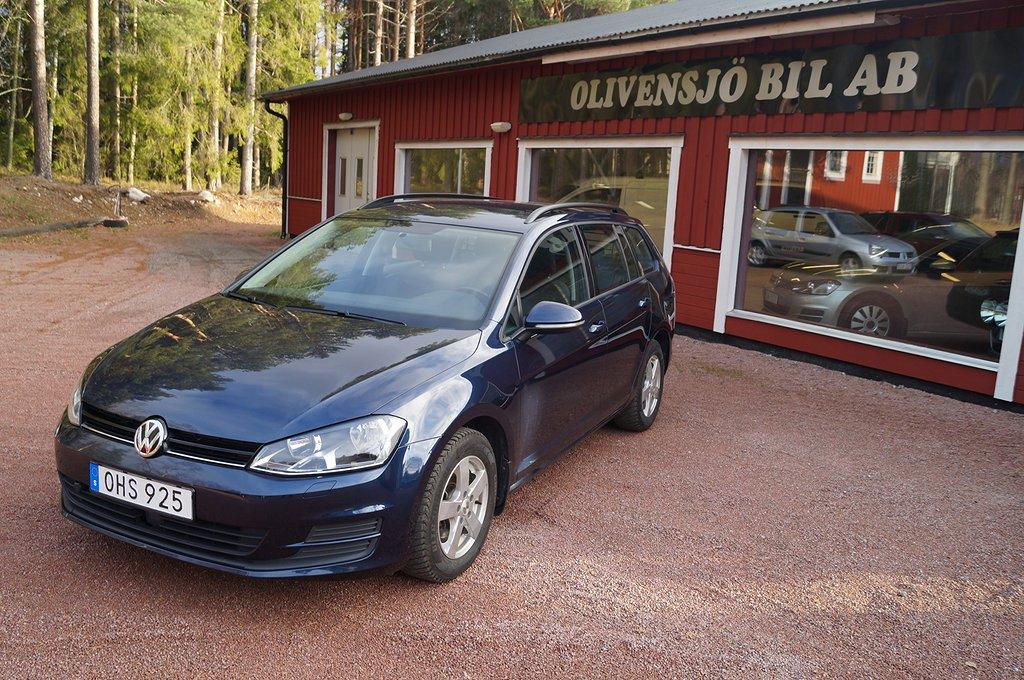 Volkswagen Golf Sportscombi 1.6 TDI BlueMotion 4Motion Style Euro 6 110hk