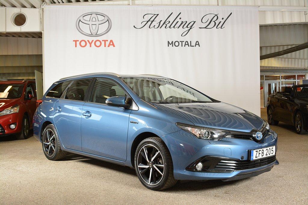 Toyota Auris Hybrid Touch & Go Edition