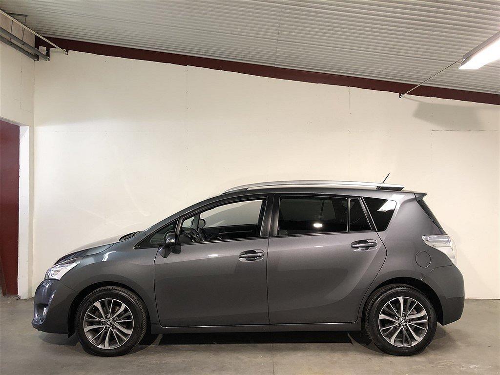 Toyota Verso VVT-i 1.8 (147hk) Navi 7 Sitsig
