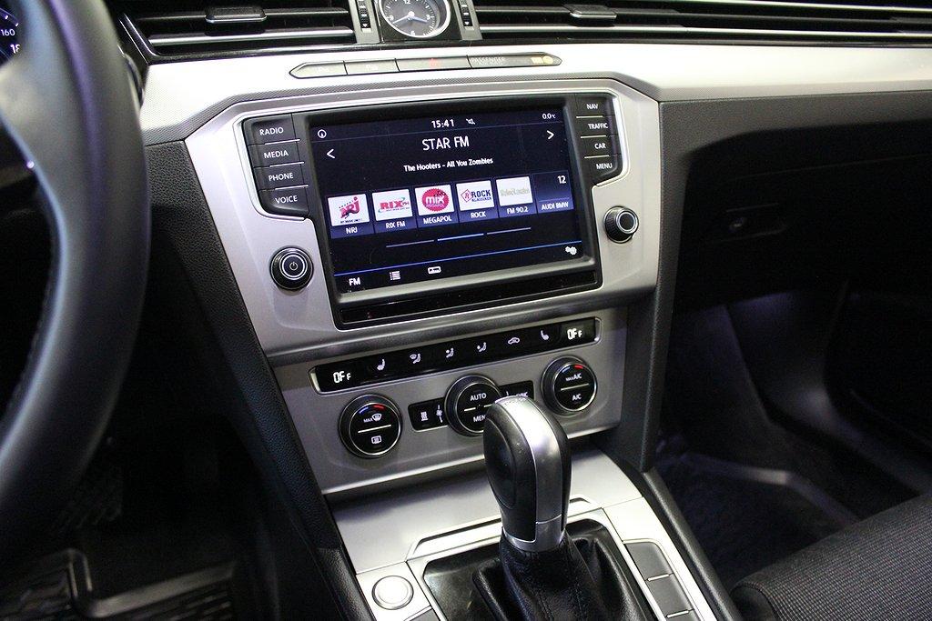 Volkswagen Passat, 2.0 TDI DSG Digitala Instrument