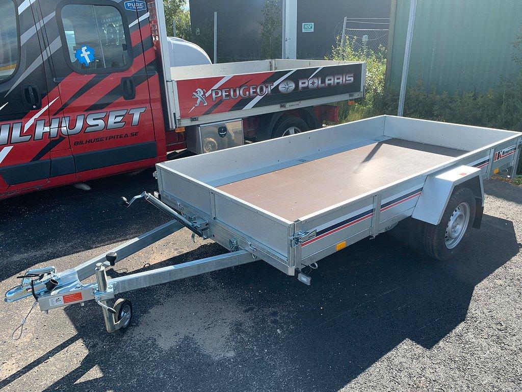 BK PL0730T 750kg 300x145x25cm