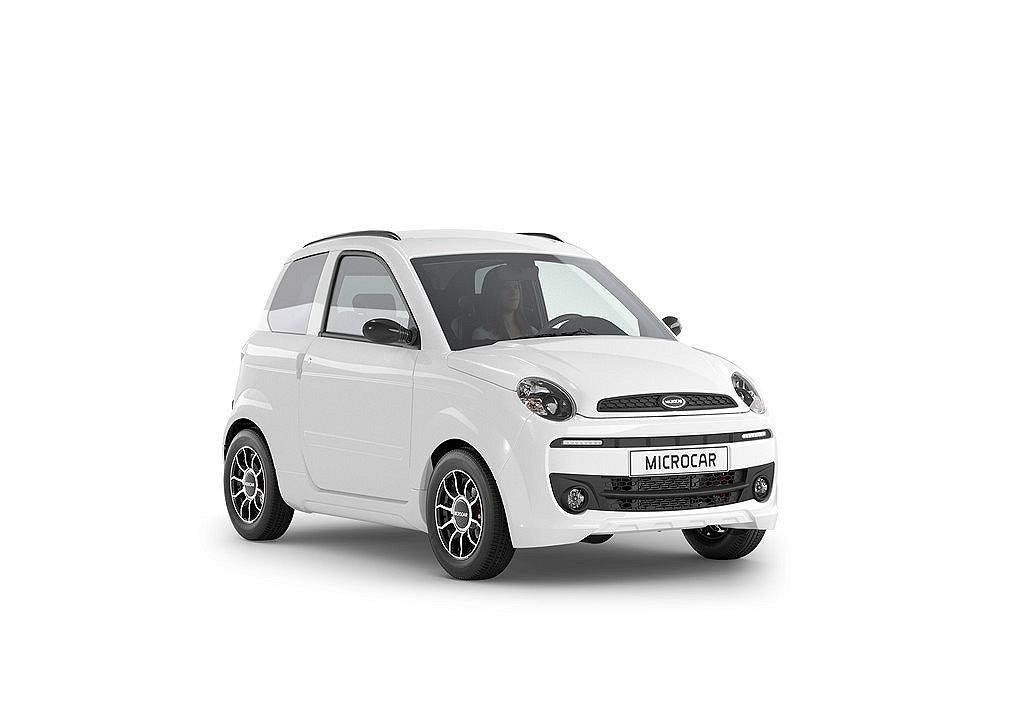 Microcar MGO Premium Plus