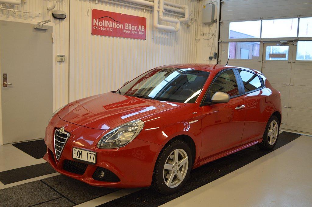 Alfa Romeo Giulietta 1.4 TB 16V Veloce 120hk
