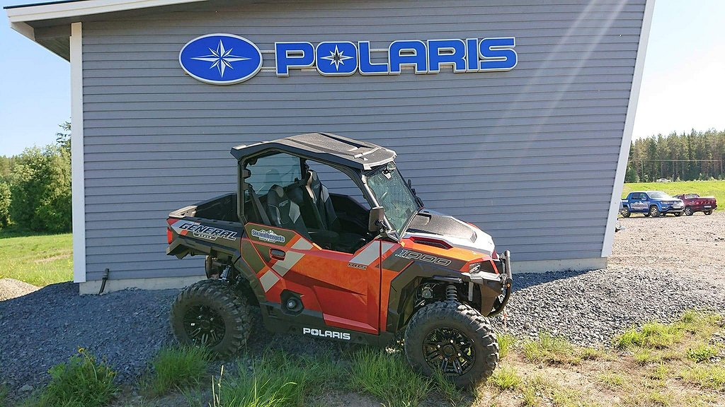 Polaris General Delux ABS