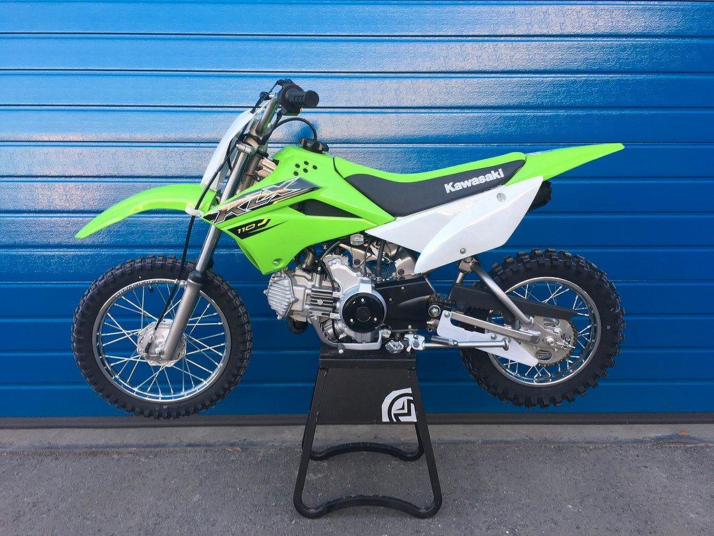 Kawasaki KLX 110 - Demo